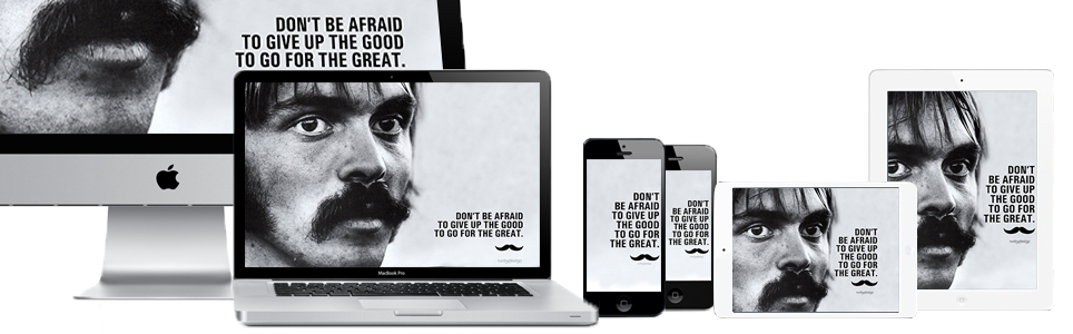 Pre: Movember Motivation Wallpaper