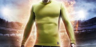Nike Hyperwarm Fitted Dri-FIT Max Mock