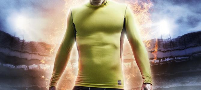 Nike Hyperwarm Fitted Dri-FIT Max Mock